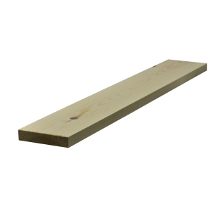 Redwood Planed Square Edge 5th 32 x 138mm Finished Size 27 x 130mm