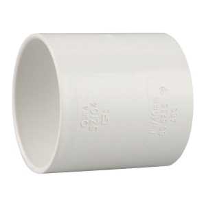 Osmaweld 5Z104W 40mm Double Socket White