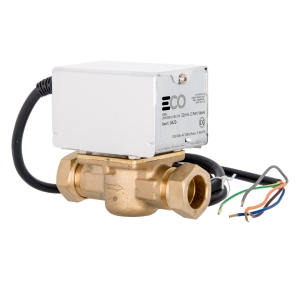 Eco TP-2PORT Motorised Zone Valve 22mm