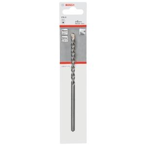 Bosch Silver Purcussion Hammer Drill Bit 6 x 150mm 2608597679