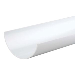Osma RoundLine 0T074 Gutter 112mm White 4M