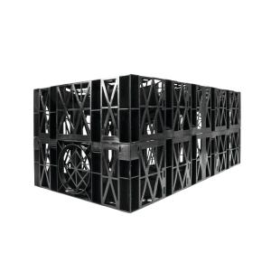 Osma Black Aquacell Eco 1000mm x 500mm x 400mm Unit Non-Trafficked