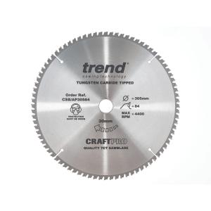 Trend Craft Blade Pt Tcp 160 x 48T x 20mm
