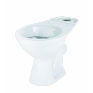 Twyford Option Horizontal Outlet Close Coupled Toilet Pan White OT1148WH