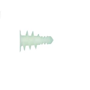 Rawlplug Nylon Self-drive Plasterboard Fixings PK25 (Screw Length 31mm Plug Dia 13mm)