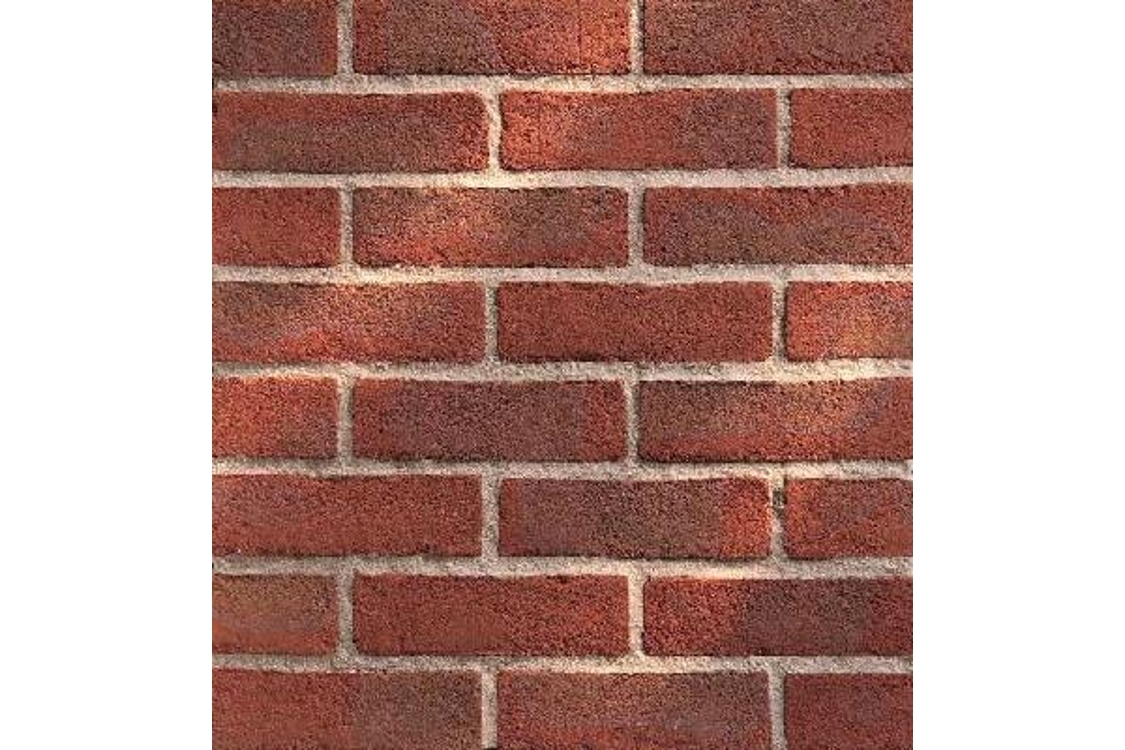 Wienerberger Facing Brick Winchester Red Multi Stock - Pack of 500