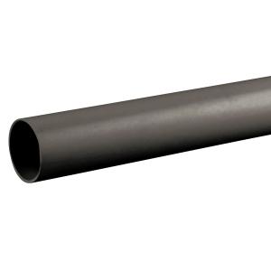 OsmaWeld plain ended pipe black 40mm