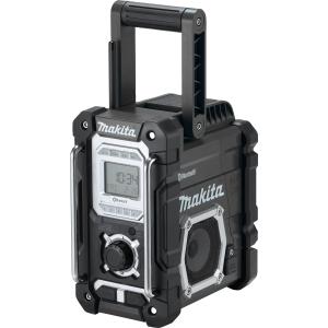 Makita DMR108B Black Cordless Bluetooth Speaker with Digital Display