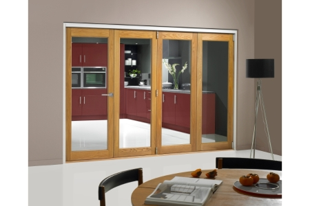 Internal Oak Veneer Pattern 10 Door 2074 mm x 2990 mm