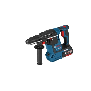 Bosch Gbh 18 V-26 F 18V Brushless SDS Rotary Hammer Drill with 2 x 6.0 Ah Batteries