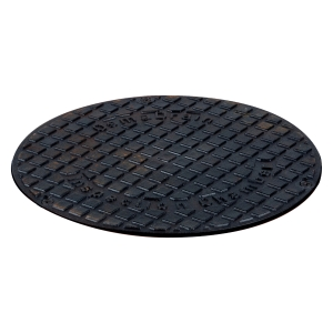 Osma 250mm Shallow Inspection Chamber Round Cover - Spare  4D328