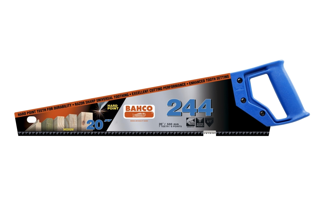 Bahco Hardpoint Panel Saw 20in BAH24420