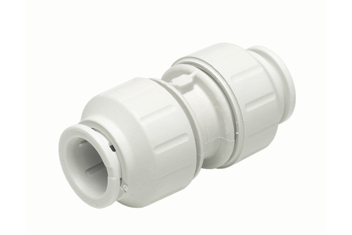 JG Speedfit straight connector 10mm Pack 10