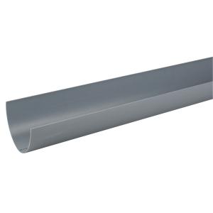 Osma RoundLine 0T074 Gutter 112mm Grey 4M