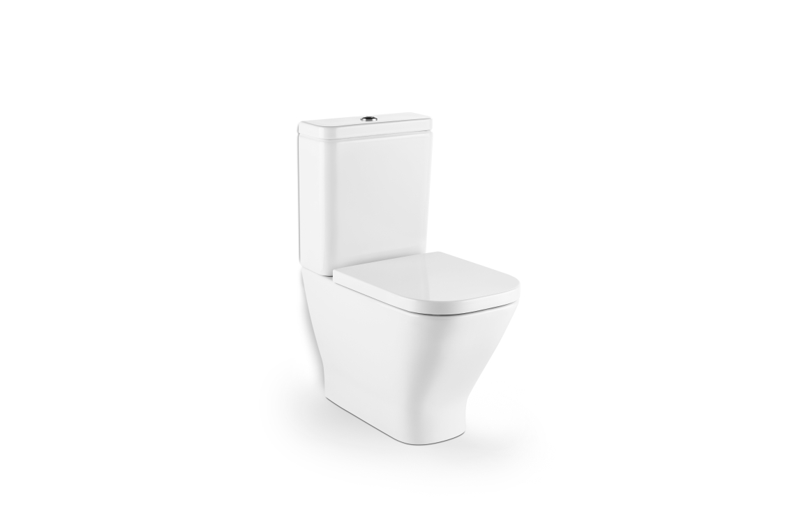 Roca Cleanrim Close-Coupled Cistern 34173C000 (Cistern Only)