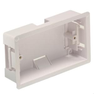 4Trade Dry Lining Box 2 Gang 35mm