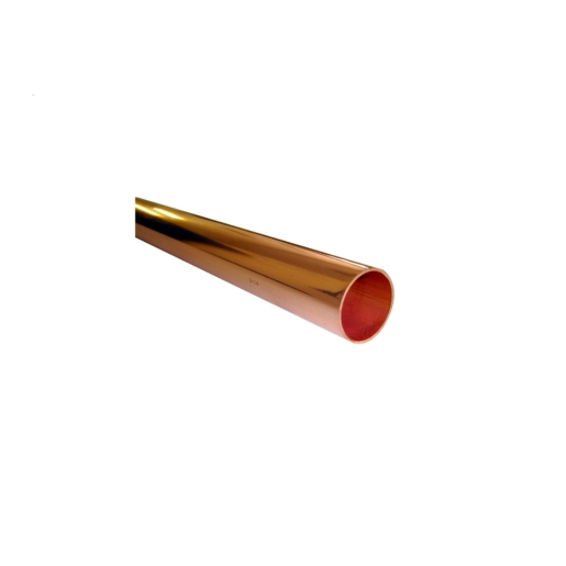 Wednesbury Copper Tube Plain Lengths 22mm x 3m