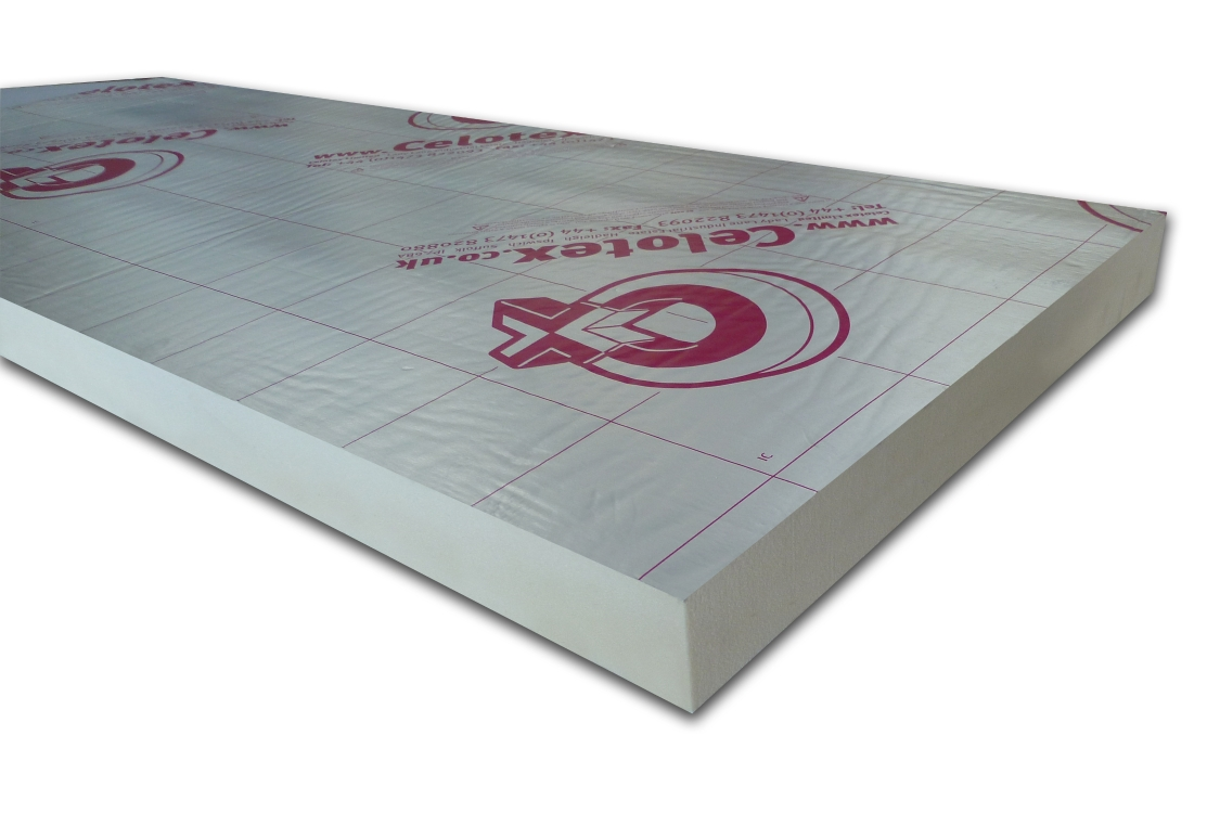Celotex CW4040 Cavity Insulation Board 40mm x 450mm x 1200mm