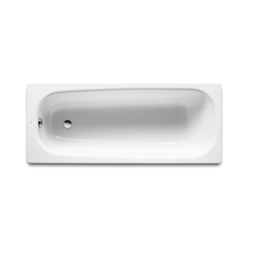 Roca Contesa Anti-slip Bath White 1700mm x 700mm A2370J3000