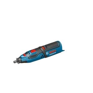 "Bosch Gro 12V-35 12V Rotary Tool with 2 x 2.0 Ah BATTERIES, L-BOXX & 5 x Cutting Wheels"""