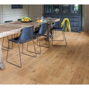 Quick Step Luxury Vinyl Tile Balanced Cottage Oak Natural 1251 x 187 x 4.5mm Pack Size 2.105m2