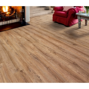 Elka Country Oak 1261 x 192 x 8mm Pack Size 2.179m2