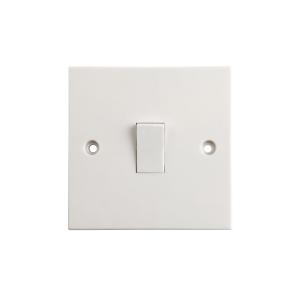 4TRADE 1gANG 1WAY Light Switch 10AX