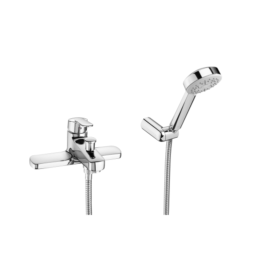 Roca Victoria (V2) Deck Mounted Bath Shower Mixer 5A1825C00