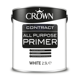 Crown Contract Crown All Purpose Primer 2.5L