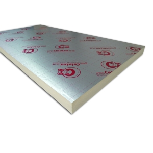 Celotex GA4070 General Application Insulation Board 70mm x 1200mm x 2400mm (2.88m²/Sheet)