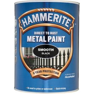 Hammerite Metal Paint Smooth White Aerosol 400ml