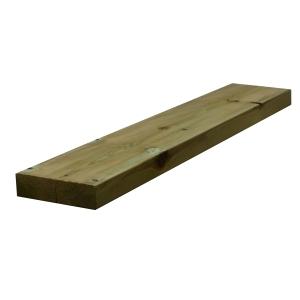 C24 Kiln Dried Regularised Sawn Timber Treated 47mm x 175mm