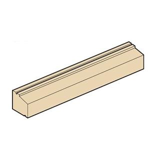 Supreme T11-40-1500/BT Cill Slip T11-40 Bath 1500 x 150 x 140mm