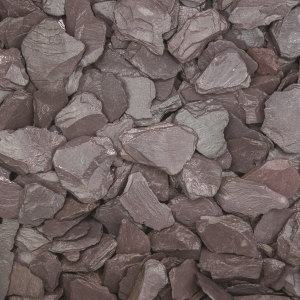 Plum Slate Chippings Trade Pack