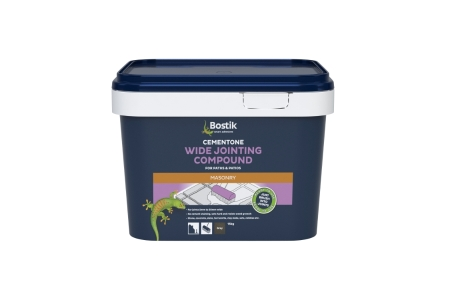Bostik Cementone Wide Jointing Compound Grey 15kg