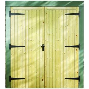 External Garage Double Door 2133 x 1981 x 44 Door