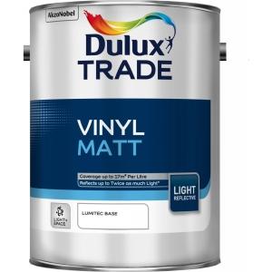 Dulux Vinyl Matt Light & Space Lumitec Base 5L