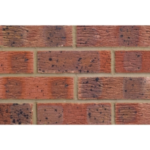 London Brick Company Facing Brick Claydon Red Multi - Pack of 390