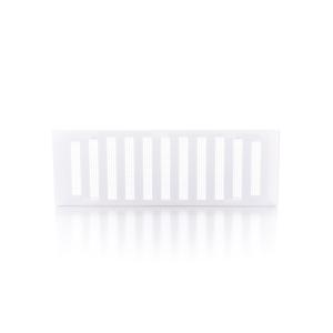 Rytons Building Products Ltd '9 x 3' Hit & Miss Ventilator - White