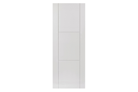 Internal White Mistral Primed FD30 Fire Door 44 x 2040 x 926mm