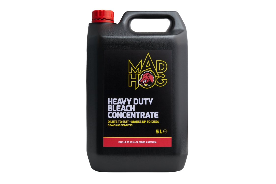 Mad Hog Heavy Duty Bleach Concentrated 5L