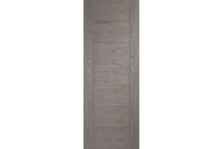 Travis Perkins Internal Fully Finished Palermo Door Cappuccino Stain 1981 x 686 x 35mm 27in