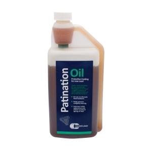 Calder Patination Oil Protective Coating 1L Tin