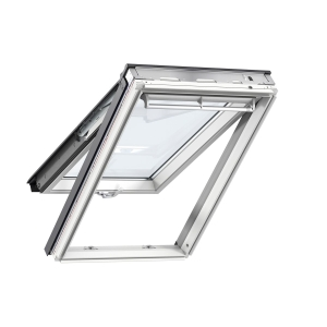 VELUX Top Hung Roof Window White Painted 1140mm x 1180mm GPL SK06 2070