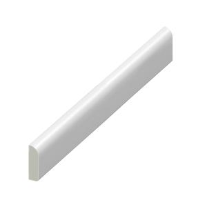 Eurocell Window Trim Upvc Pencil Round Architrave 45mm 5m White