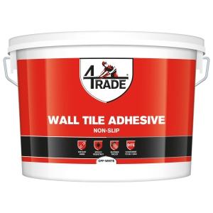 4Trade Non Slip Wall Tile Adh 10L