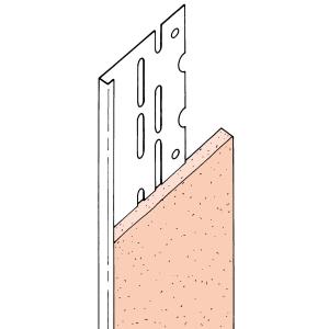 Expamet Thin Coat Stop Bead 3000mm x 3mm 1 Length