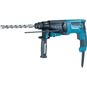 Makita 110V Corded SDS-Plus 3 Mode Rotary Hammer Drill One Touch Chuck HR2630/1