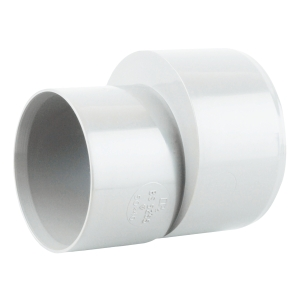 Osmaweld 2Z086W 50mm Socket Reducer to 40mm White