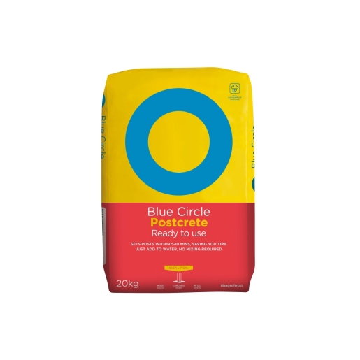 Blue Circle Ready to Use Postcrete 20kg
